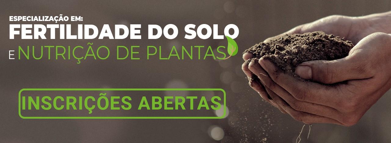Fertilidade do Solo e Nutrição de Plantas - 1280x470px